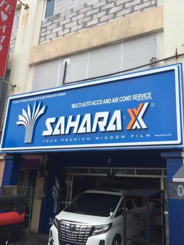 Sahara X Outlet (Multi Auto Accs & Air Cond Service)