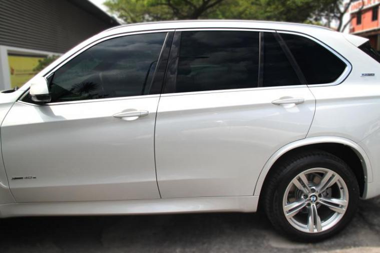 Sahara X Peerless Window Film @ BMW X5