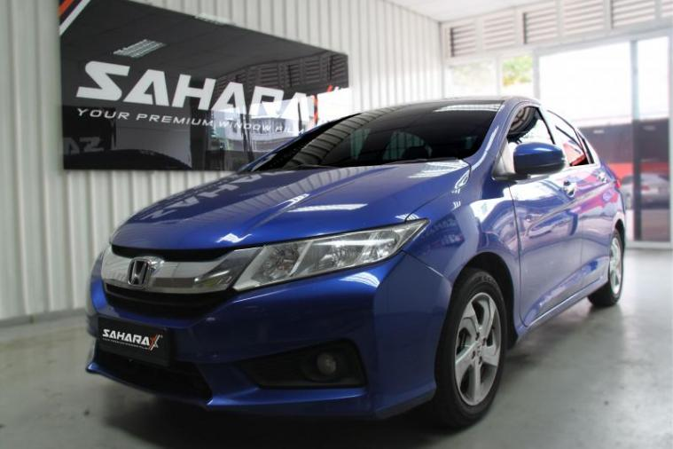 Sahara X Peerless Window Film @ Honda City