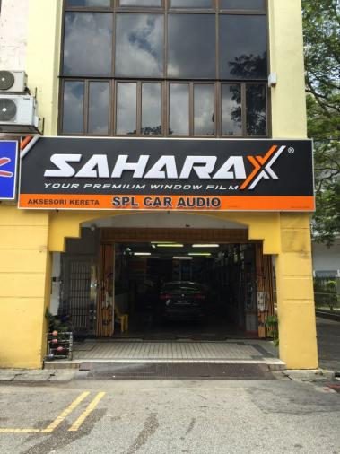 Sahara X Outlet (SPL Car Audio)